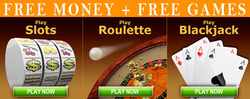 Free Money + Free Games = Casino.com