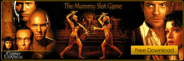 The Mummy Returns - Slot Game